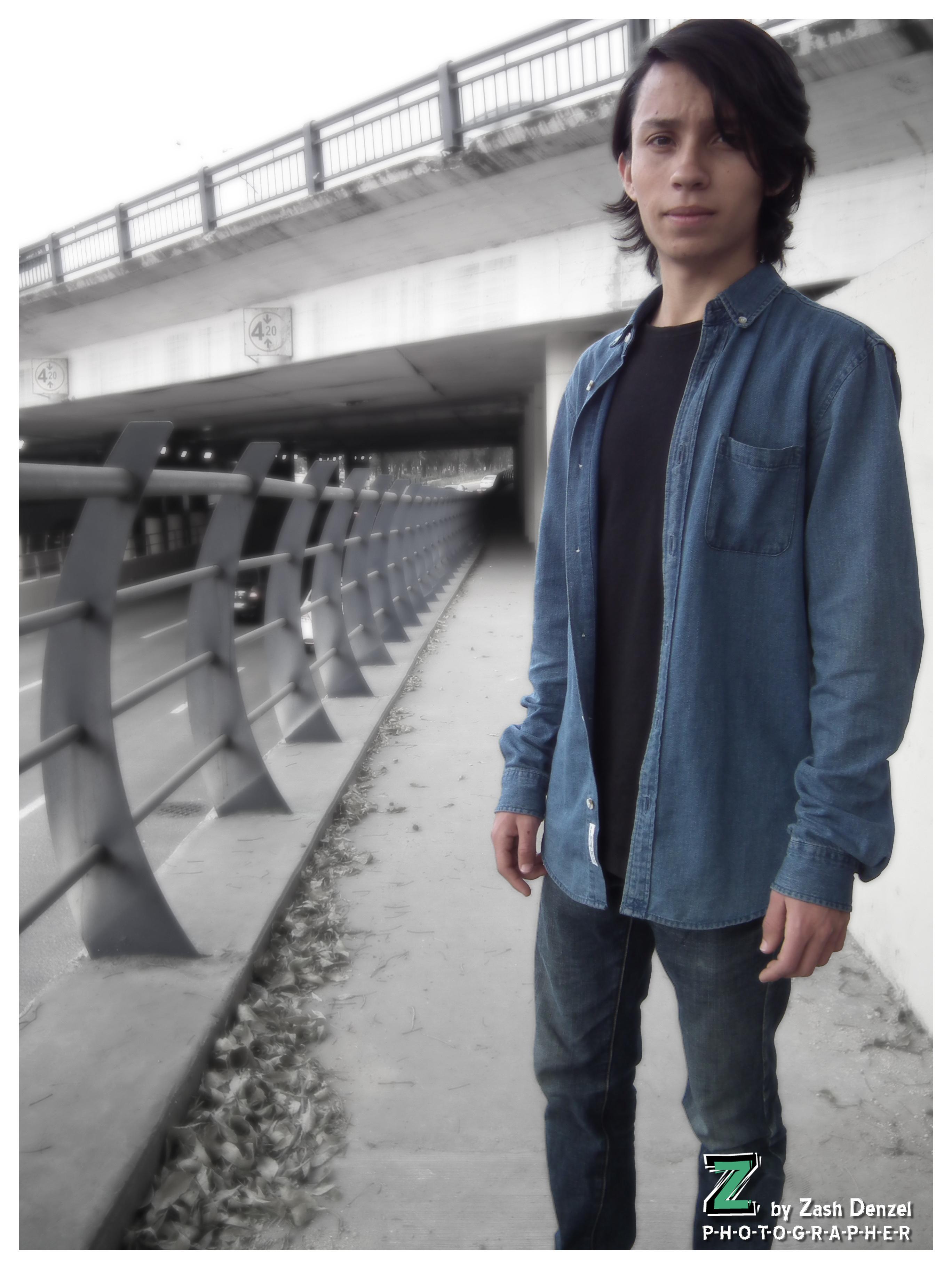 Model: Alex Herrera