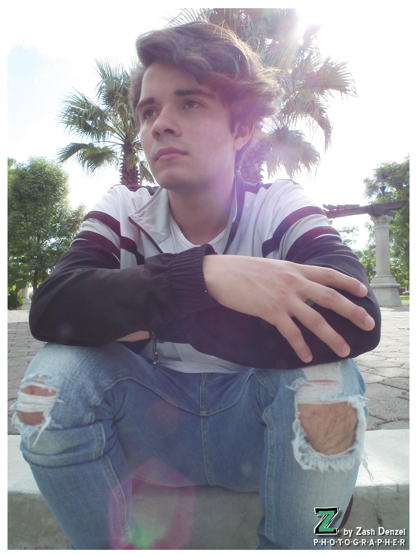Model: Luis Morato 6